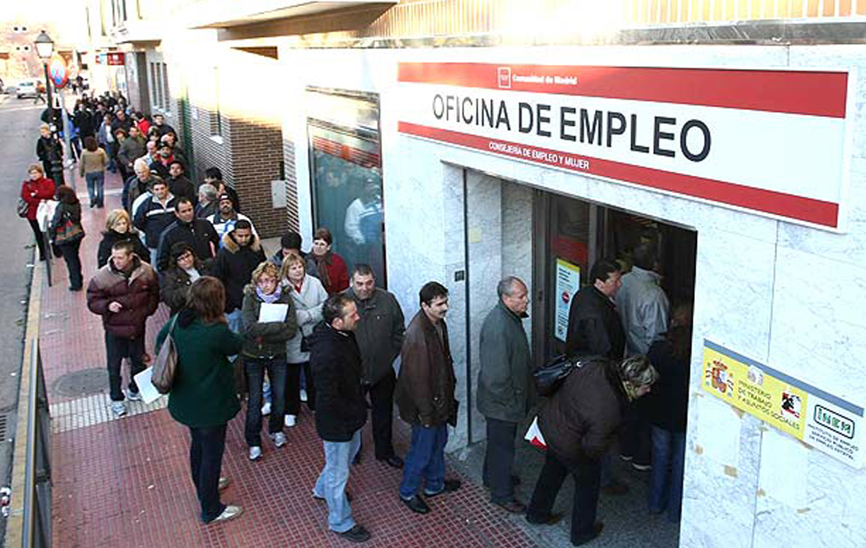 Unemployment in Spain and the Canary Islands