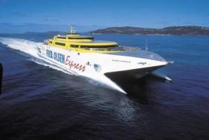 Fred Olsen Bonanza Express Gran Canaria Fuerteventura