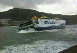 Fred Olsen Ferry Los Cristianos Tenerife